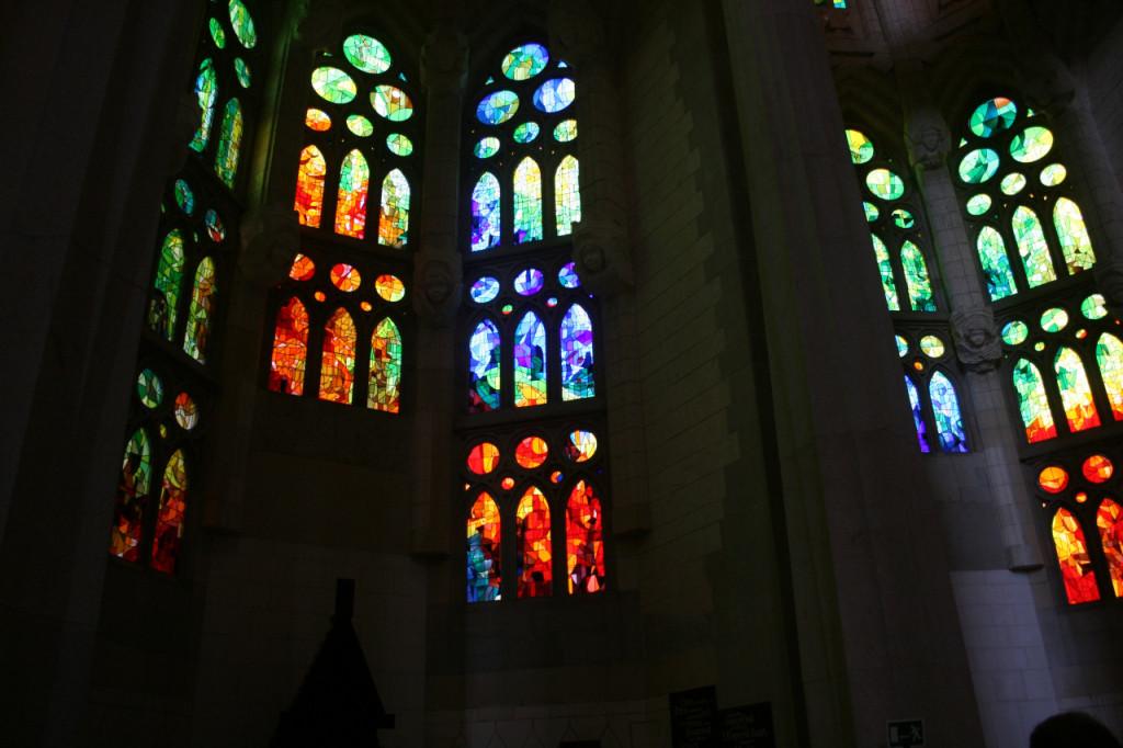"""""""Ingen stiger inn i en katedral og er uberørt av det."""""""